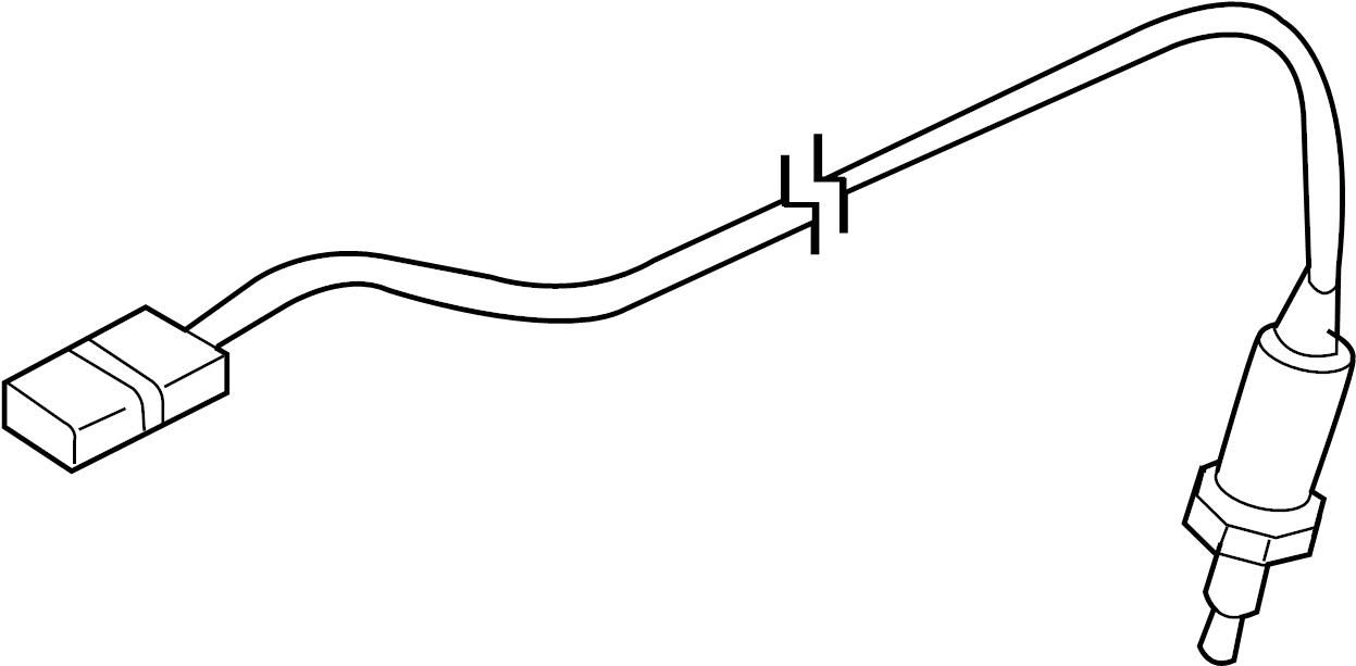 INFINITI G35 Oxygen Sensor. ENGINE, CONTROL, MODULE