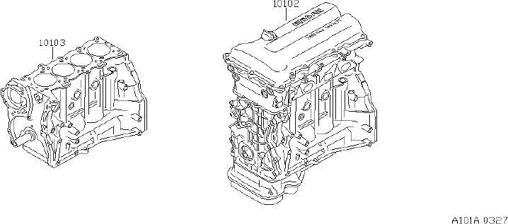 2000 Infiniti G20 Engine Diagram : Xa 4546 2000 Infiniti