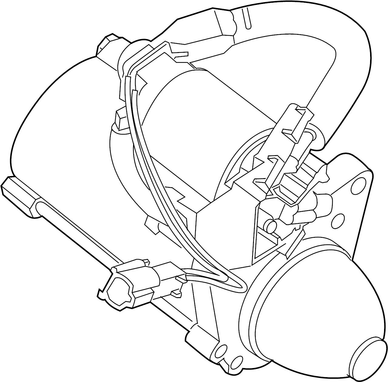 Infiniti Jx35 Starter Motor Mitsubishi Fuel