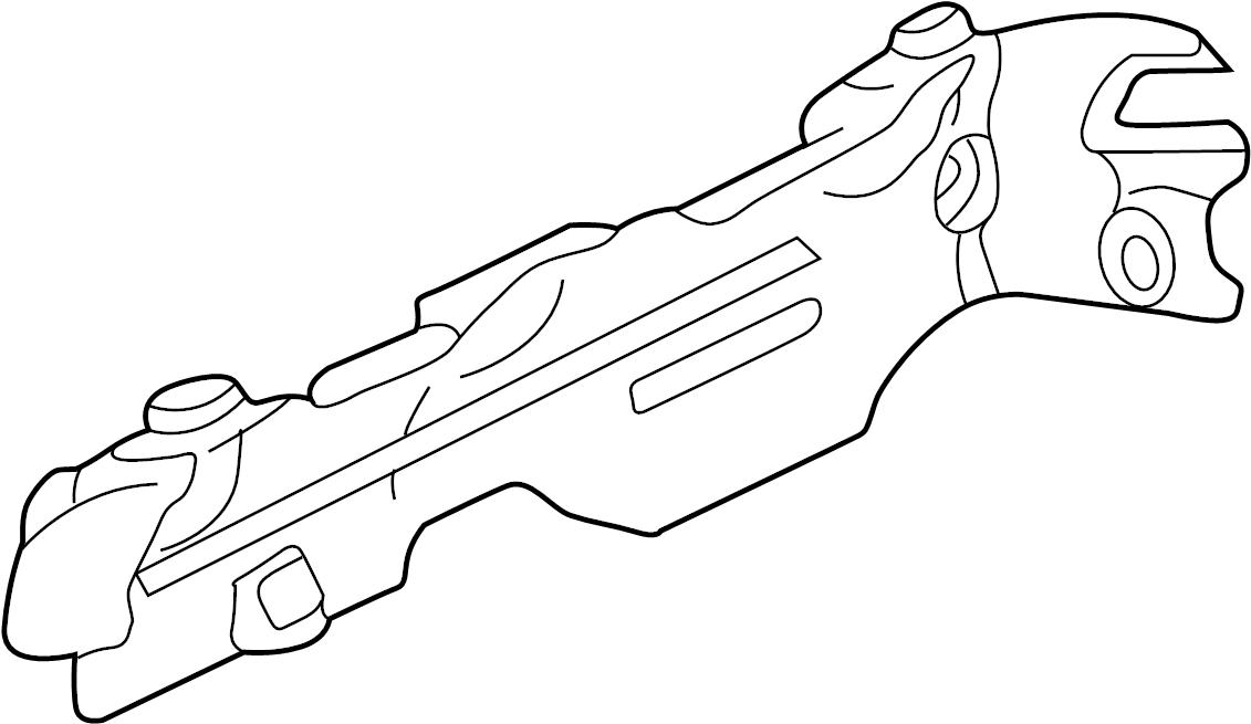 INFINITI M45 Fuel Injection Throttle Body Mounting Gasket