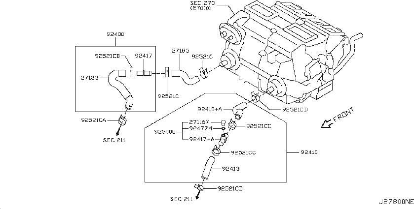 [DIAGRAM] 2003 Infiniti Fx35 Enginepartment Diagram FULL