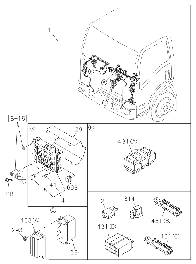 [DIAGRAM] 1991 Isuzu Npr Wiring Diagram For A Truck FULL