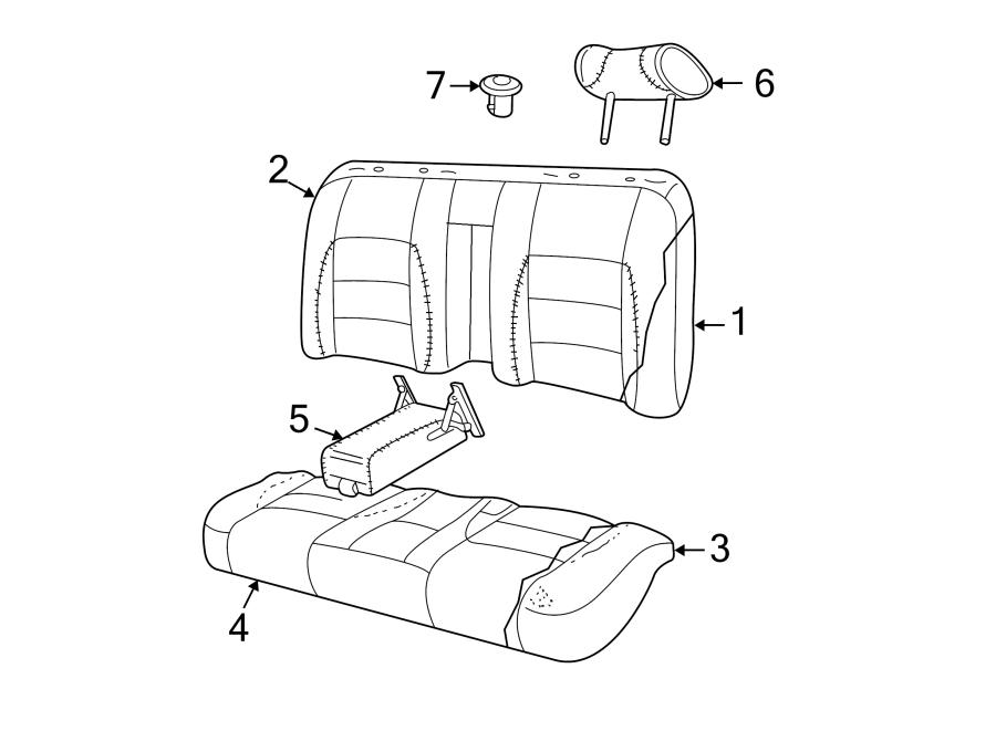 Jaguar Vanden Plas Seat Cover. SPORT SEAT, cloth, oatmeal