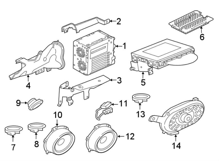 Jaguar F Pace 17 Parts Diagram. Jaguar. Auto Wiring Diagram