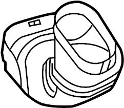 Jaguar XJ Air. Tube. Duct. Intake. Inlet. Outlet. Engine