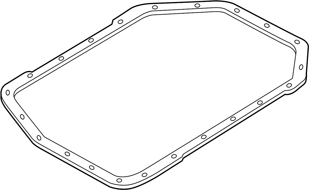 Jaguar XJR Automatic Transmission Oil Pan Gasket