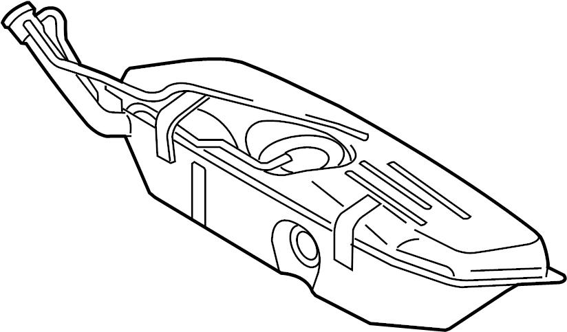 Jaguar Vanden Plas Fuel Tank. WSupercharger, WORVR