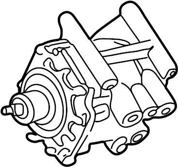 Jaguar S-Type Clutch. Compressor. 4.0 liter. 4.2 liter. S