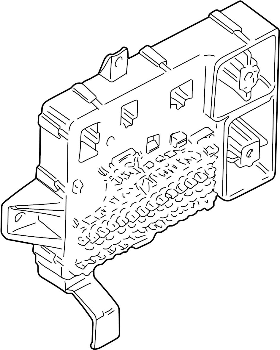 Jaguar S-Type Fuse box. FUSEBOX. A component that houses