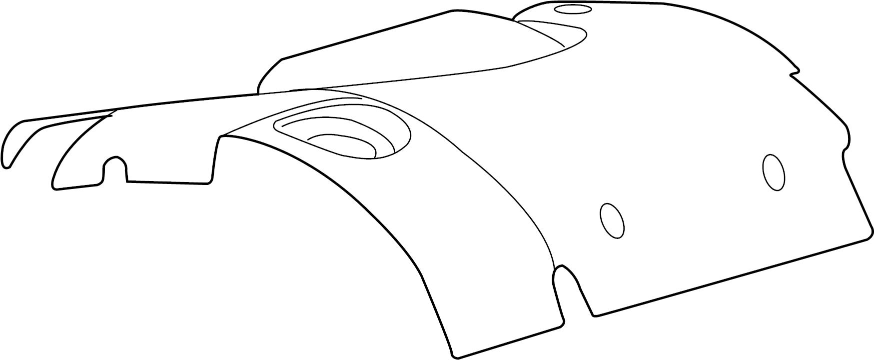 Jaguar S-Type Engine Cover. LITER, Rover, Land, APPEARANCE