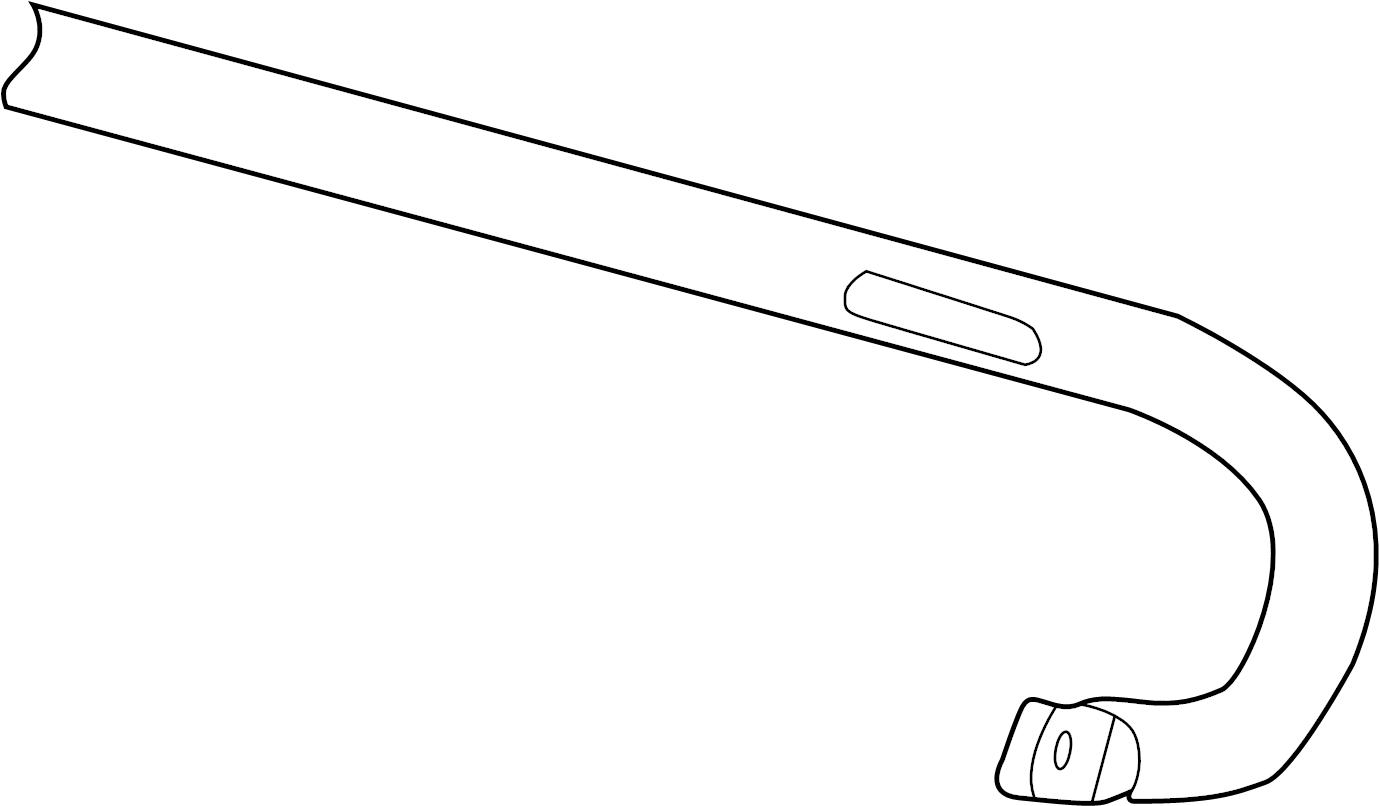 Jaguar X Type Suspension Stabilizer Bar Bar Stabilizer
