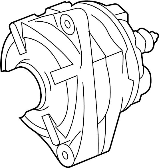 Jaguar Vanden Plas Alternator. Vin, LITER, Battery