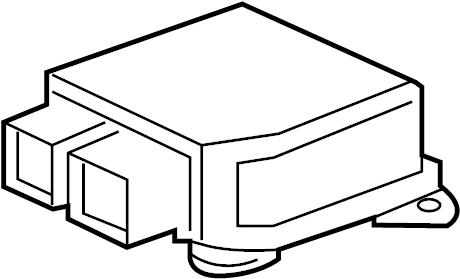 Jaguar F-Type Control module. MODULE-RESTRNT C. MODULES