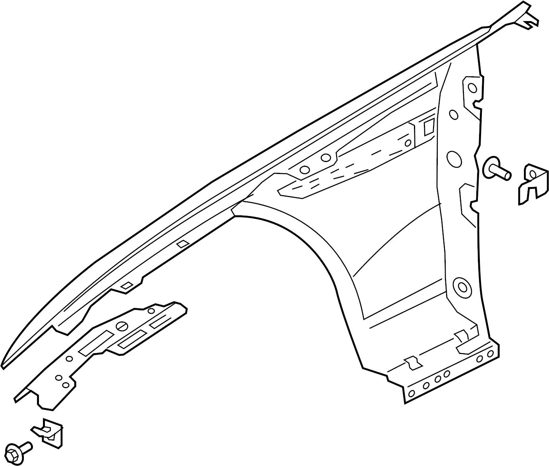 Jaguar Xe Panel