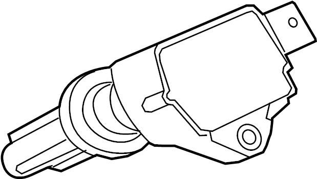 Jaguar XJ Direct Ignition Coil. LITER, SYSTEM, Plug