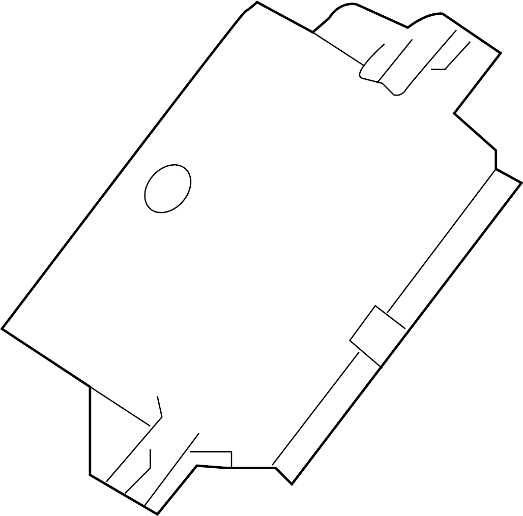 Jaguar XE Parking Aid Control Module. F-Type. PARK SENSOR