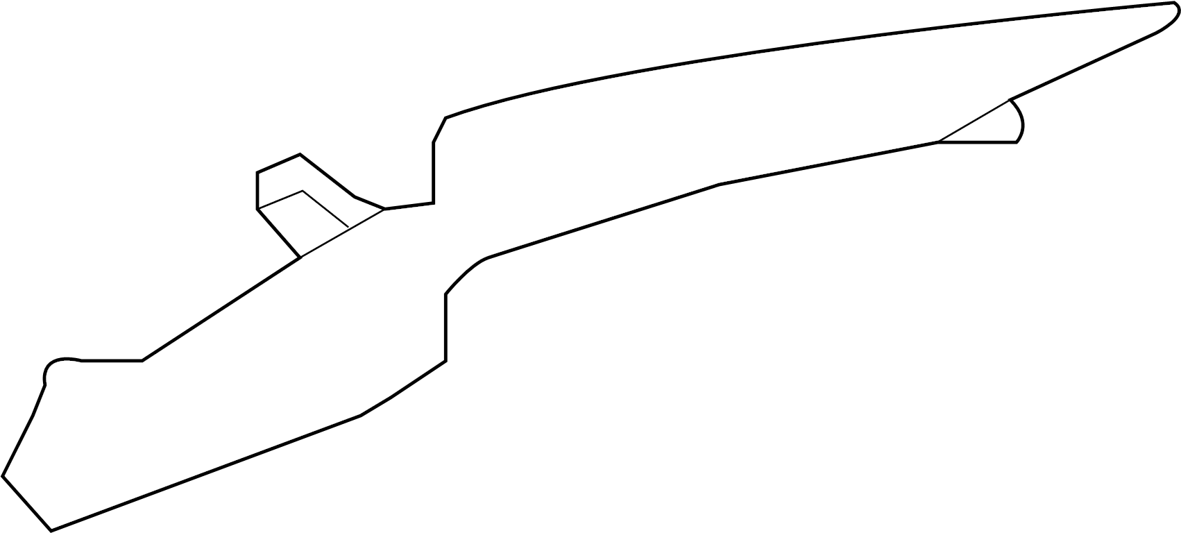 Jaguar XE Interior Quarter Panel Trim Panel (Rear, Upper