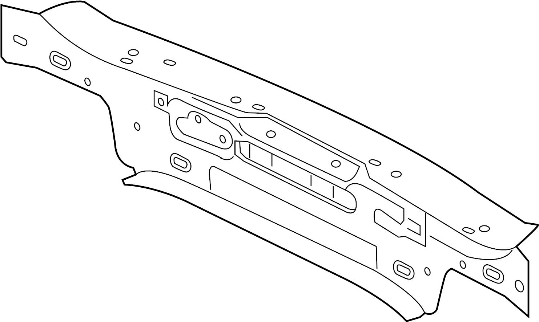 Jaguar F Pace Panel