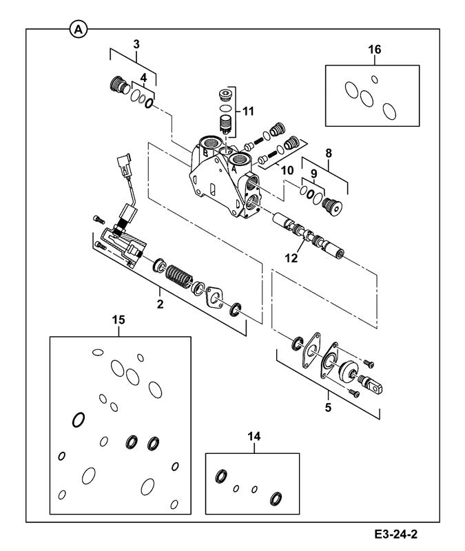 541-70 Spare Parts
