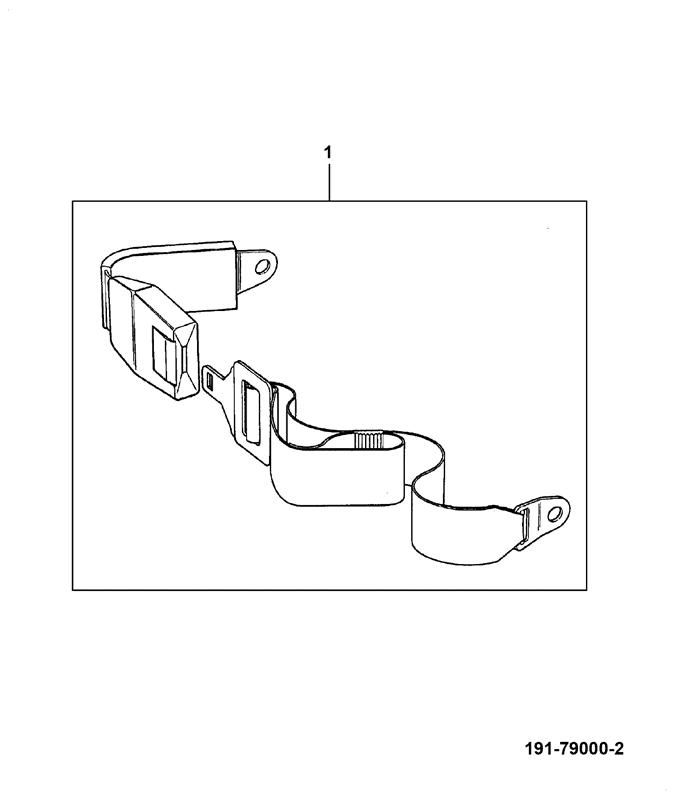 520-50 [4 Wheel Steer] Spare Parts