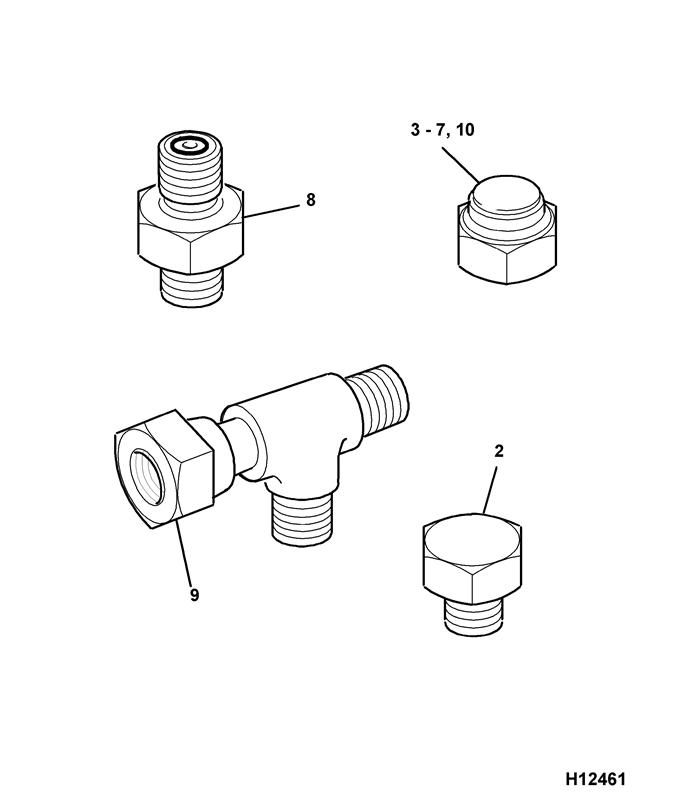 802.7 Spare Parts
