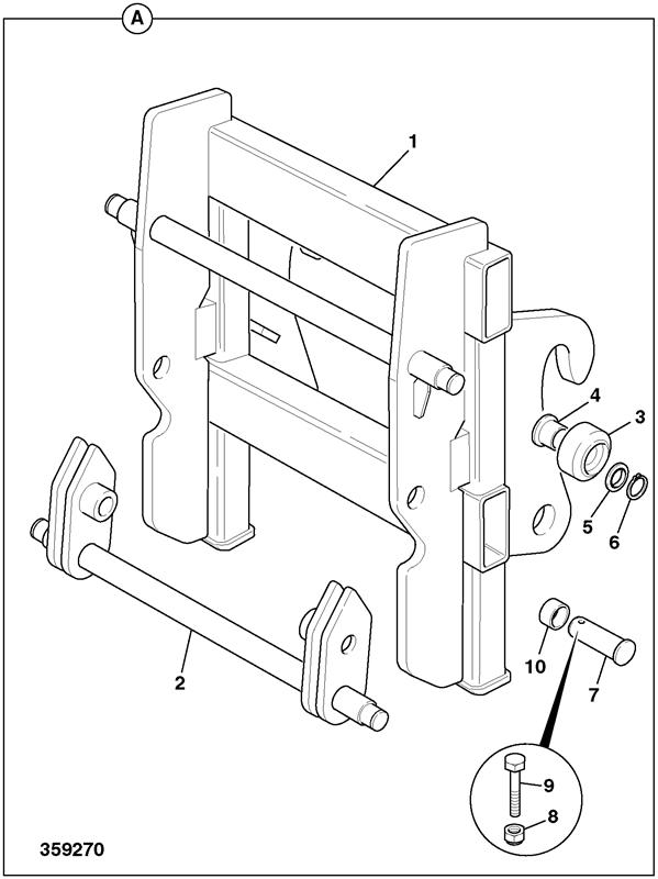 520-50 Spare Parts