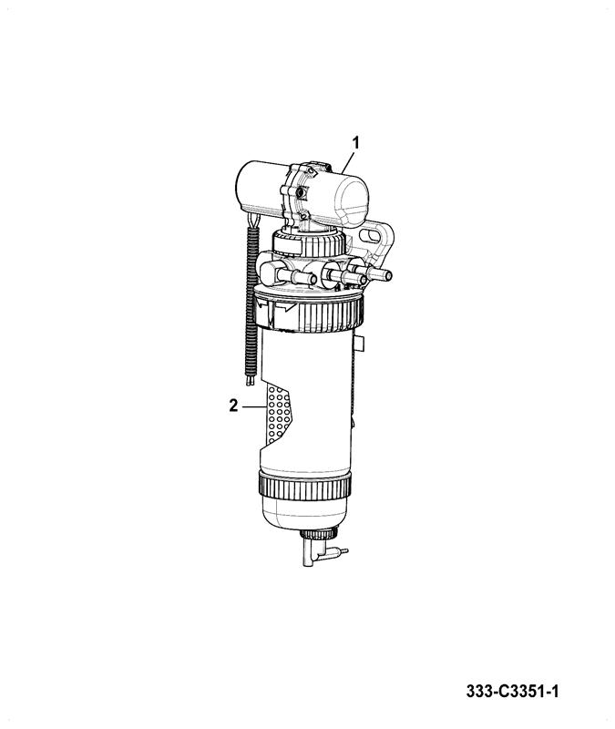 535-125 [Personnel Platform] Spare Parts