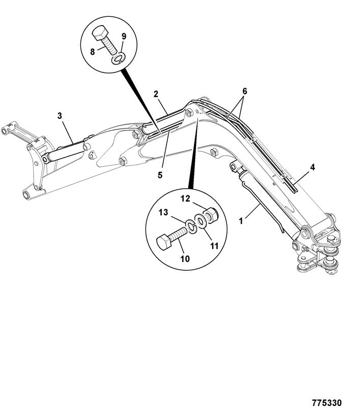 802 Super Spare Parts