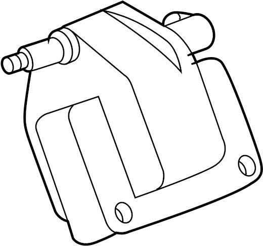 Subaru DL/GL/GL10/RS/RX Ignition Coil. PLUG, SPARK