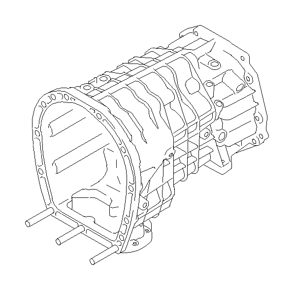 Subaru Impreza Plug-oil drain. Case, pan, transmission
