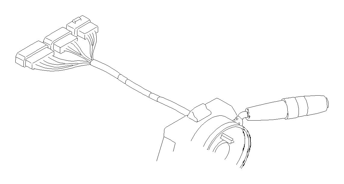 Subaru Impreza Switch assembly-combination. A/b. Bag, air