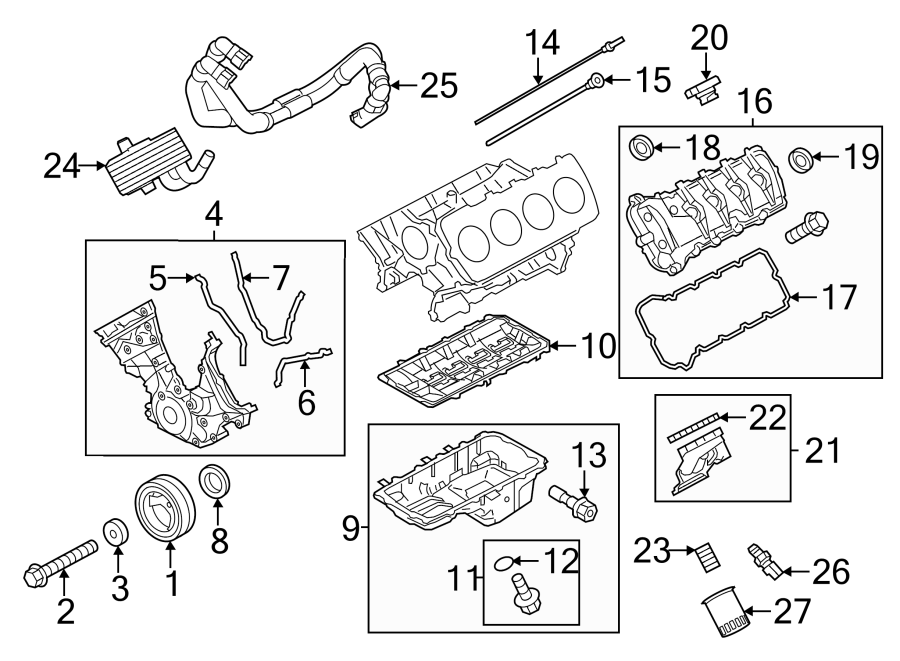 [DIAGRAM] 1993 F150 302 Engine Diagram FULL Version HD