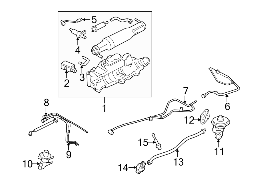 Wiring Diagram: 31 Ford Freestyle Parts Diagram