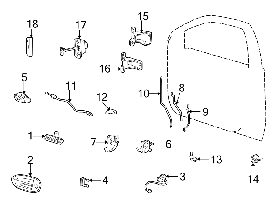 [DIAGRAM] Fuse Diagram For 1998 Ford Expedition Door Ajar