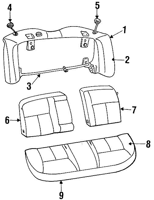 [DIAGRAM] 2000 Ford Taurus Seat Belt Diagram FULL Version