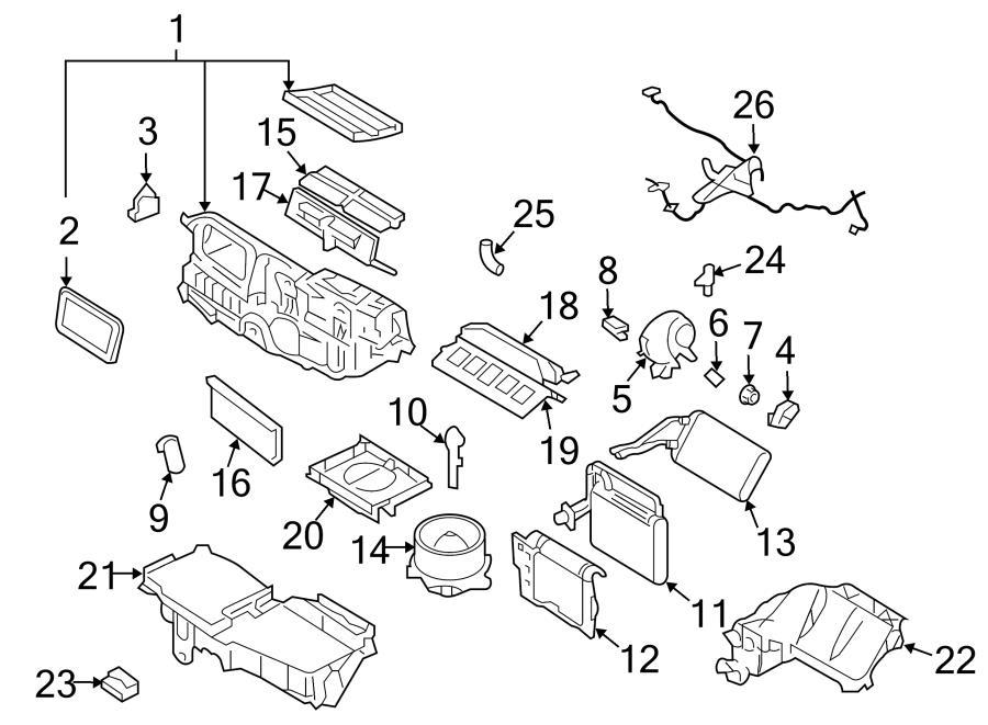 Ford Fusion Control module. Controller. Automatic