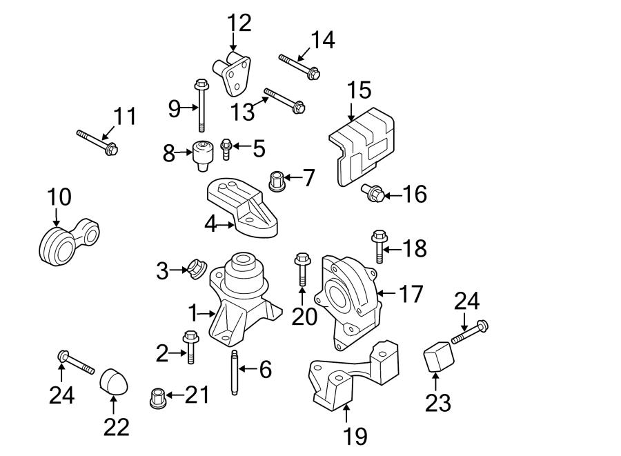 fusion 2 5 engine diagram