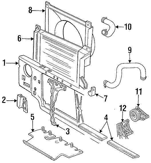 1987 ford f 150 5 8 engine diagram