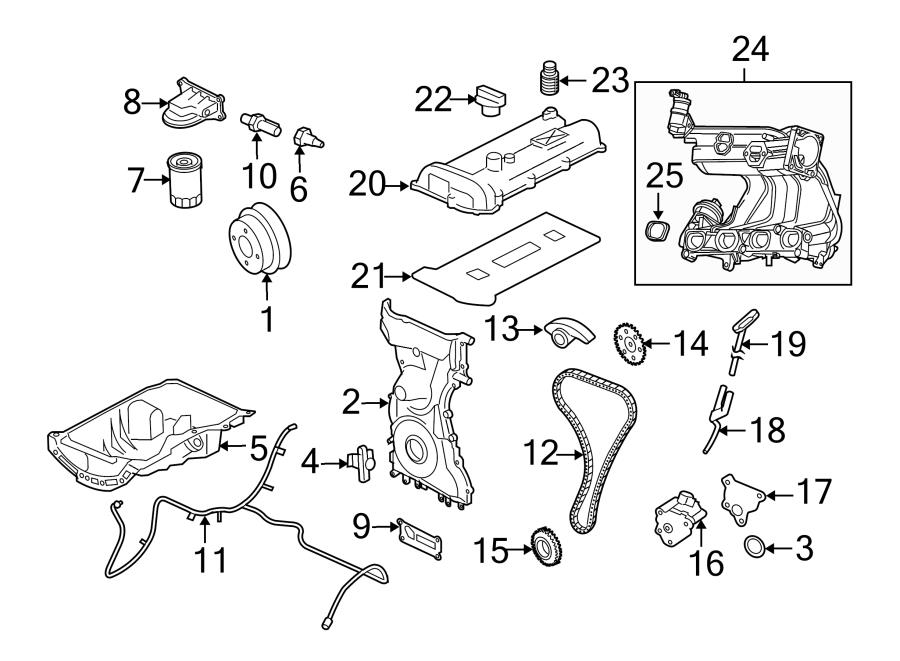 ford ranger radiator diagram
