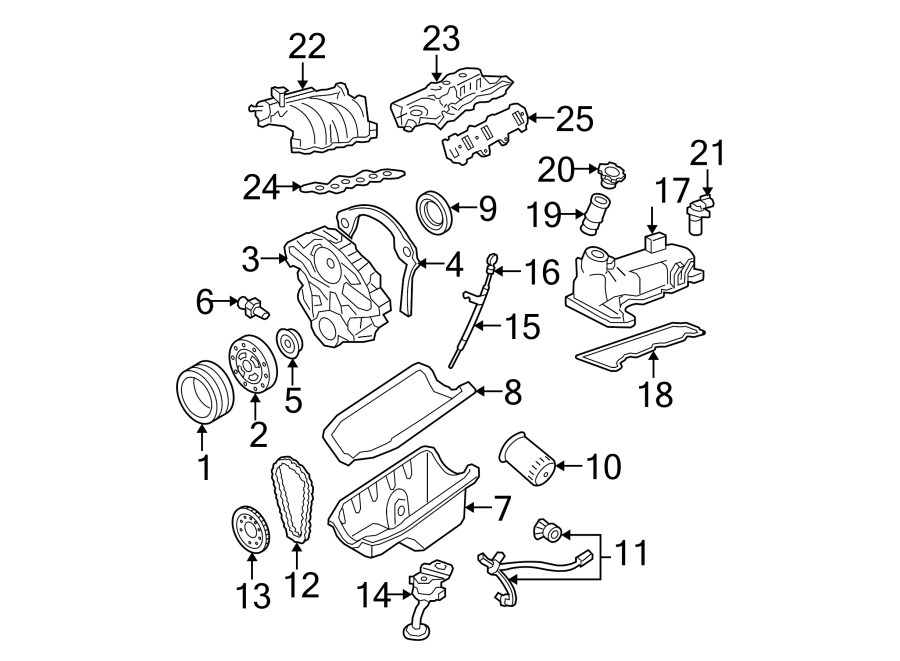 [DIAGRAM] Nissan 3 0 Liter Engine Diagram FULL Version HD