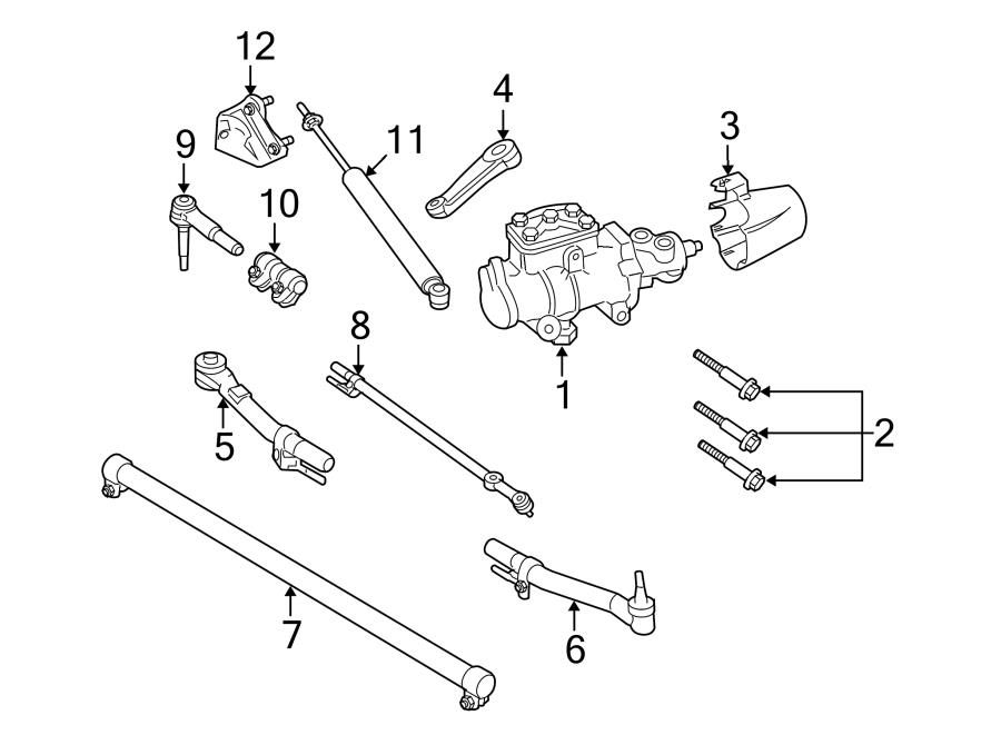 Ford F 250 Front Bumper Diagram. Ford. Auto Wiring Diagram