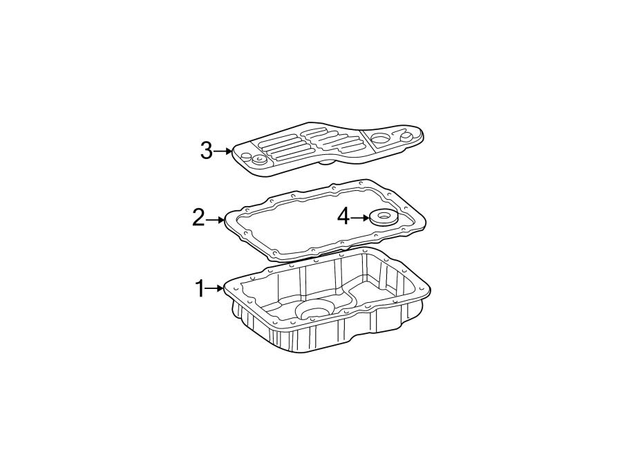 Ford Explorer Transmission Filter. SPD, COMPONENTS, AUTO