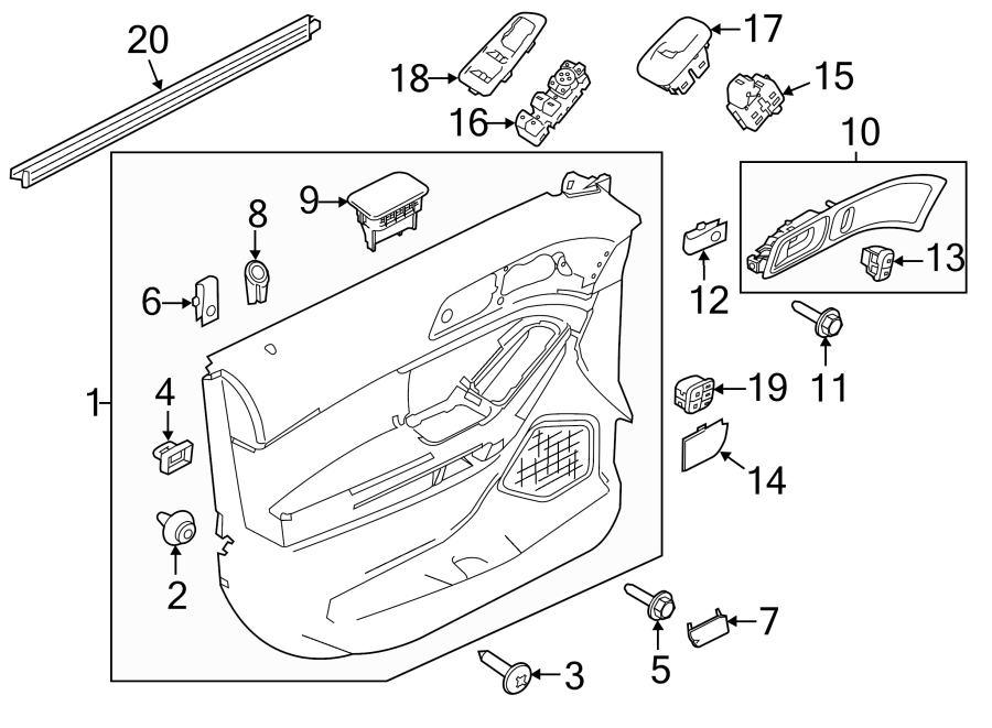 [DIAGRAM] Fuse Panel Diagram For 2004 Ford Explorer Xlt
