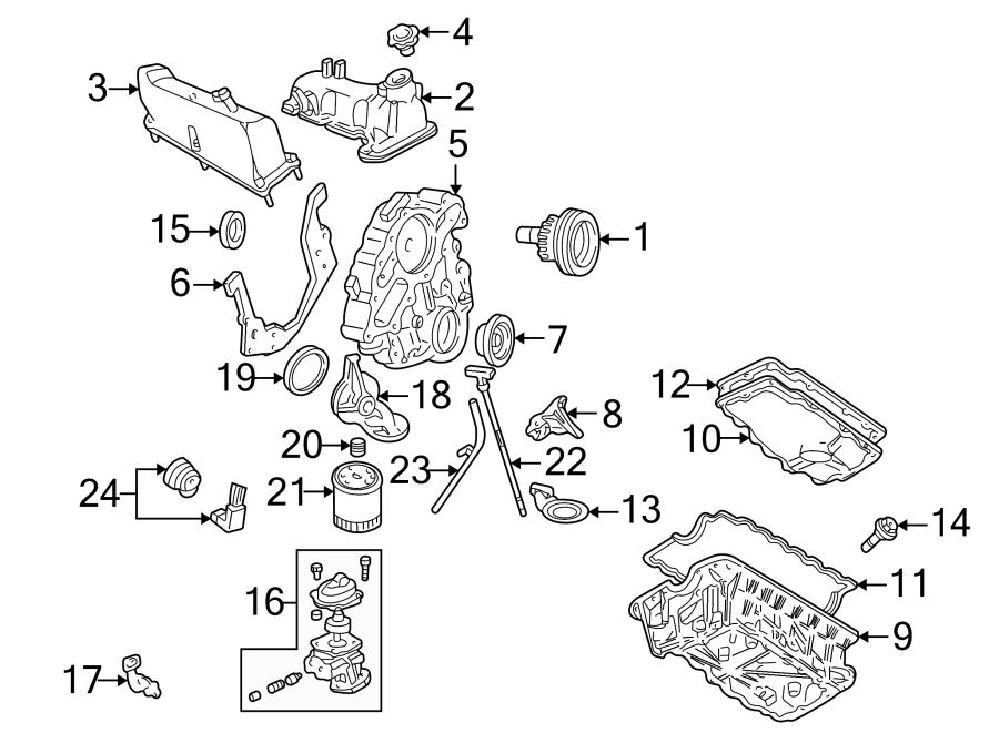 2000 Ford Explorer Engine Oil Dipstick. 4.0 LITER. 4.0