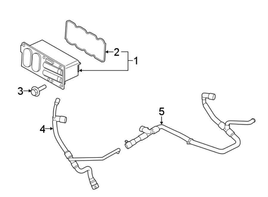 Ford Escape Intercooler. 1.5 LITER. Fusion; 1.5L. Cooling