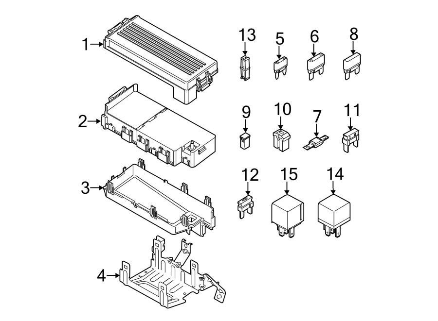 4 terminal flasher relay