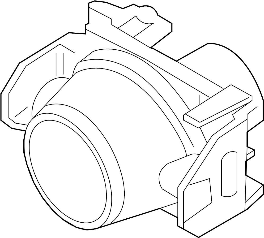Ford Edge Parts Diagrams
