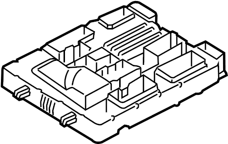 Ford Escape Fuse. Junction. Relay. And. Block