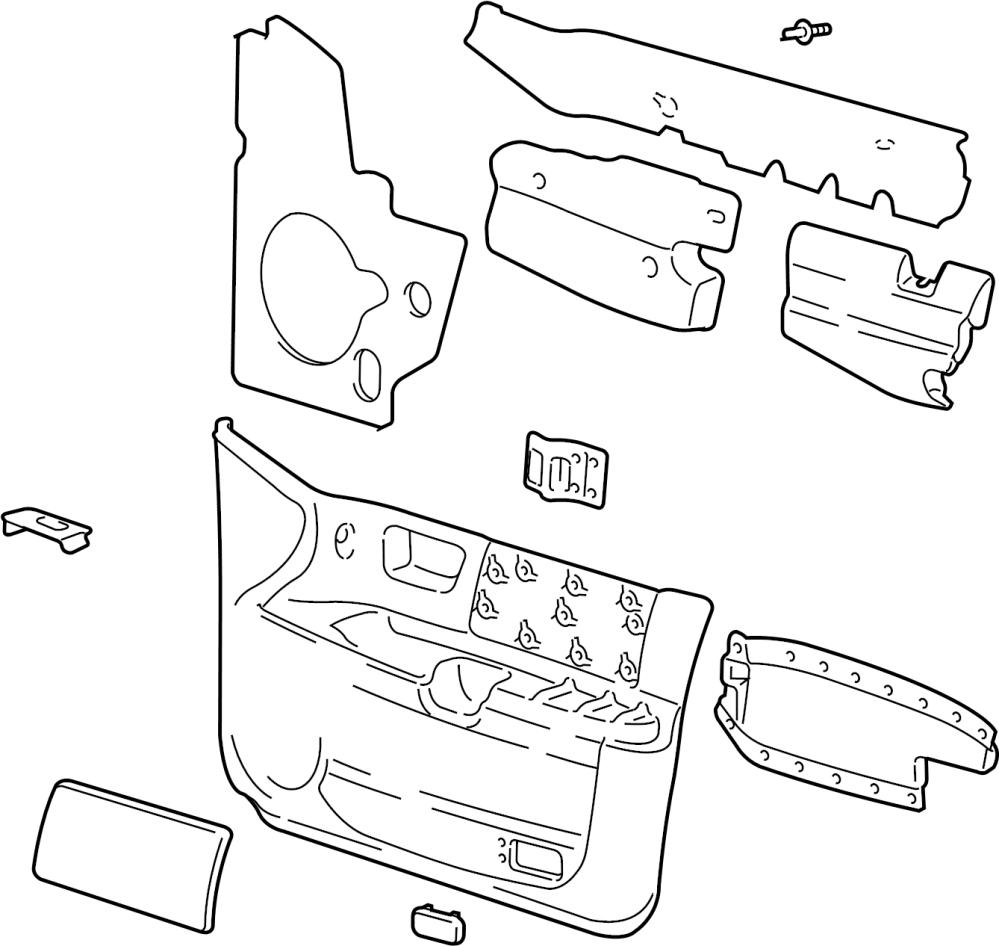 medium resolution of ford taurus interior door parts diagram wiring diagrams u2022 1999 ford taurus engine diagram 2000
