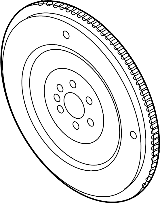 Ford Escape Flywheel. 1.5 LITER. Automatic Transmission